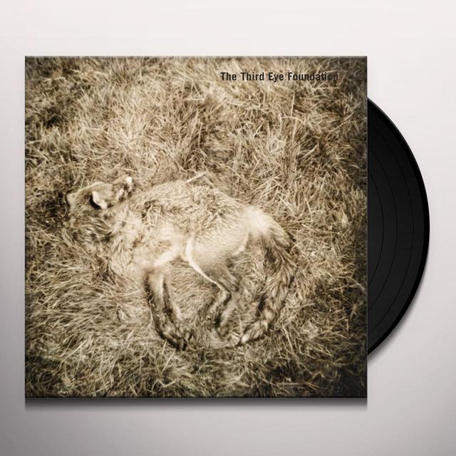 Third Eye Foundation SEMTEX Vinyl Record - Anniversary Edition