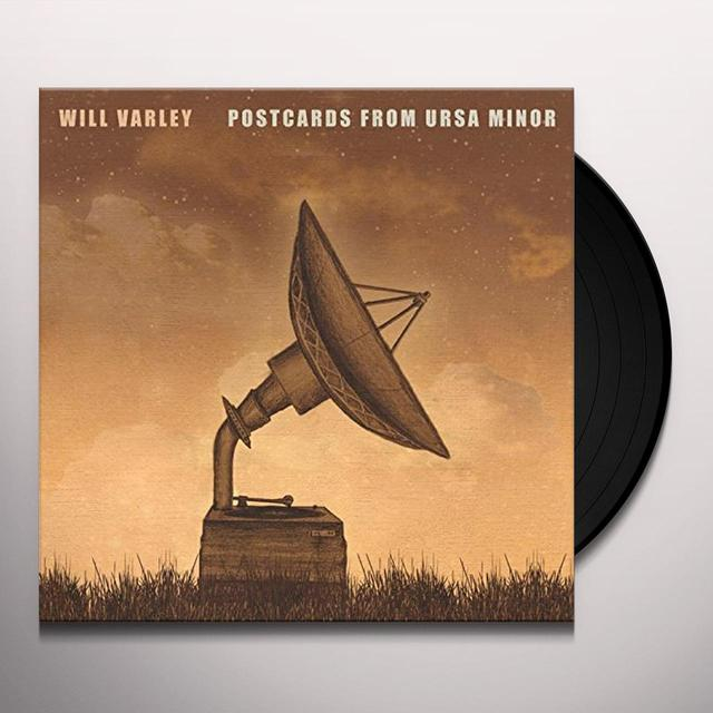 Will Varley POSTCARDS FROM URSA MINOR Vinyl Record