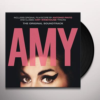 AMY / O.S.T. Vinyl Record