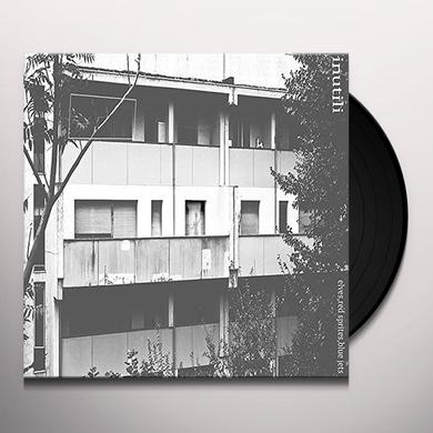 Inutili ELVES RED SPRITES BLUE JETS Vinyl Record - UK Import