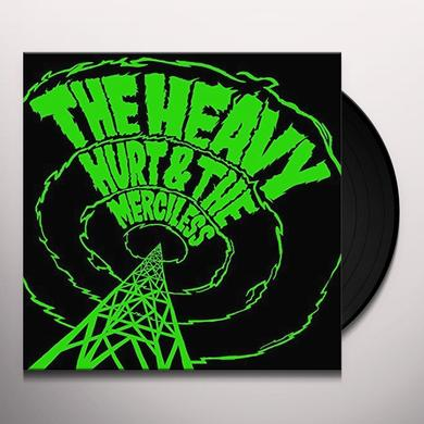 Heavy HURT & THE MERCILESS Vinyl Record - UK Release