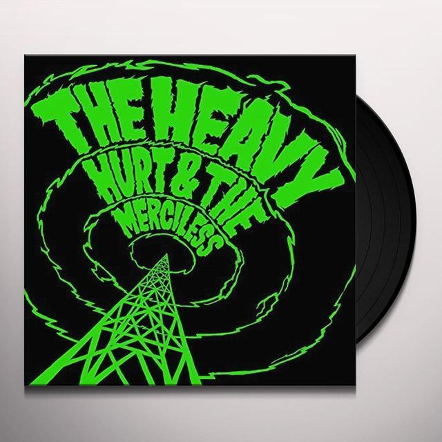 Heavy HURT & THE MERCILESS Vinyl Record - UK Release