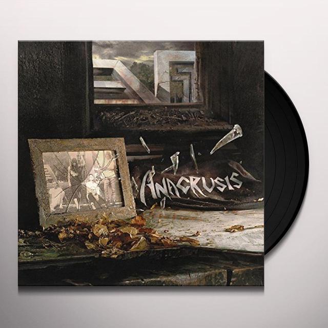 ANACRUSIS HINDSIGHT: REASON Vinyl Record - UK Import