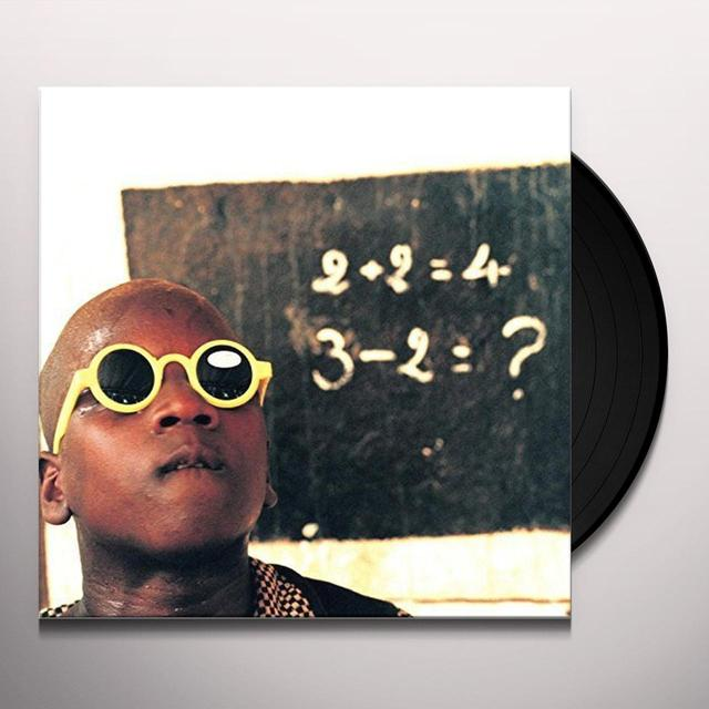 Damon Albarn / Afel Bocoum / Toumani Diabate MALI MUSIC Vinyl Record