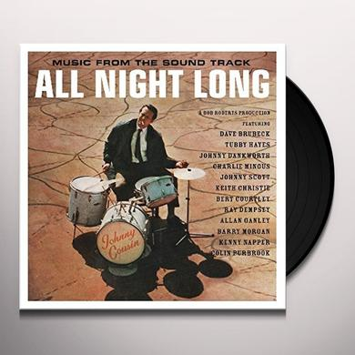 ALL NIGHT LONG / O.S.T. (UK) ALL NIGHT LONG / O.S.T. Vinyl Record - UK Import