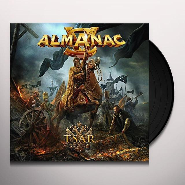 Almanac TSAR Vinyl Record - UK Import