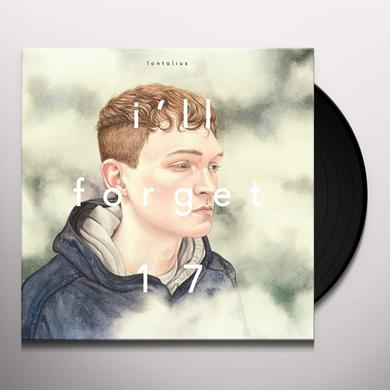 Lontalius I'LL FORGET 17 Vinyl Record - UK Release