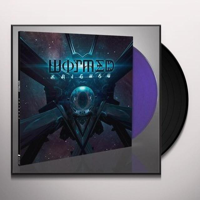 Wormed KRIGHSU Vinyl Record - UK Import