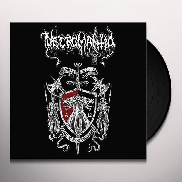 NECROMANTIA NEKROMANTEION Vinyl Record - UK Import