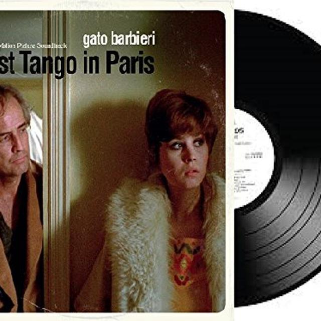 Gato Barbieri LAST TANGO IN PARIS - O.S.T. Vinyl Record