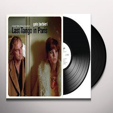 Gato Barbieri LAST TANGO IN PARIS - O.S.T. Vinyl Record - Limited Edition, 180 Gram Pressing, Italy Import