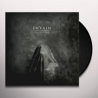 In Vain LATTER RAIN Vinyl Record