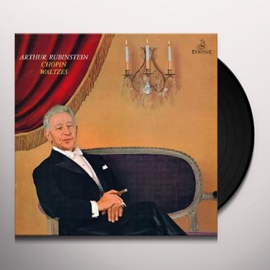 Chopin / Arthur Rubinstein WALTZES Vinyl Record - UK Import