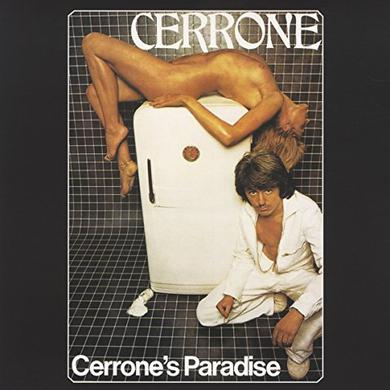 CERRONE'S PARADISE Vinyl Record - UK Import