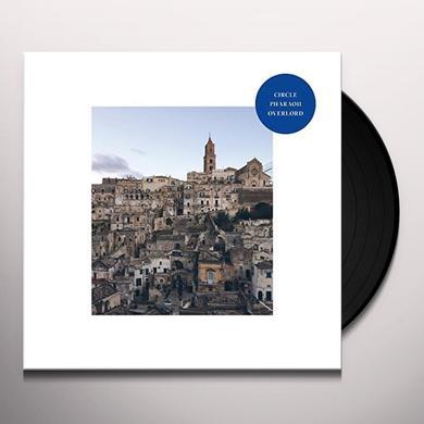 Circle PHAROAH OVERLORD Vinyl Record - UK Import