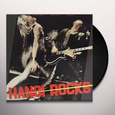 BANGKOK SHOCKS SAIGON SHAKES HANOI ROCKS Vinyl Record