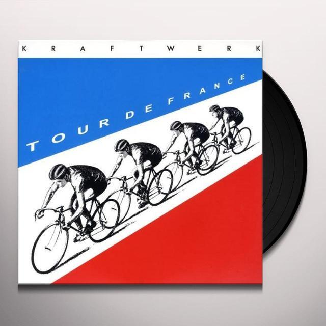 Kraftwerk TOUR DE FRANCE Vinyl Record - UK Import