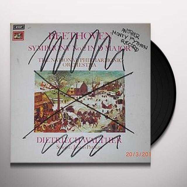 ANOTHER MONTY PYTHON RECORD Vinyl Record