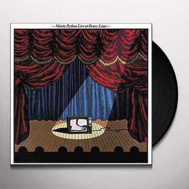 Monty Python LIVE AT DRURY LANE Vinyl Record - UK Import