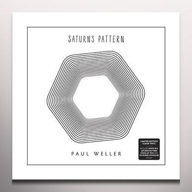 Paul Weller SAURNS PATTERN Vinyl Record - Colored Vinyl, UK Import