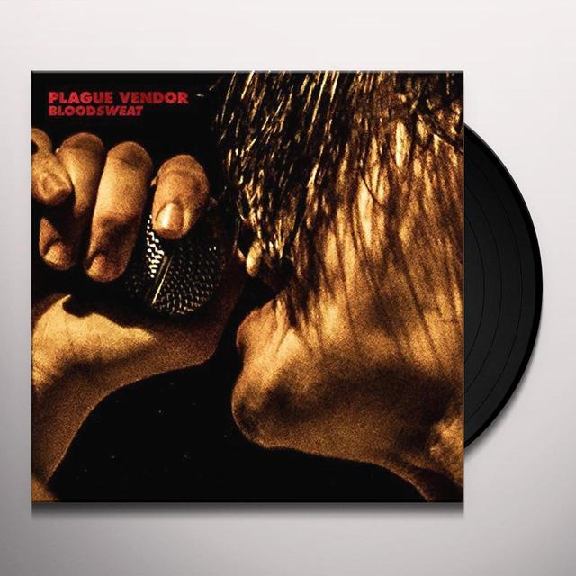 Plague Vendor BLOODSWEAT Vinyl Record - UK Import