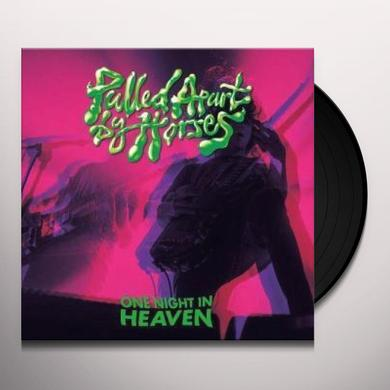 Pulled Apart By Horses ONE NIGHT IN Vinyl Record - UK Import