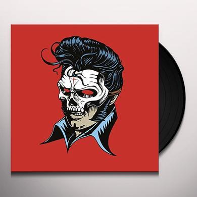 SALMO HELLVISBACK (GER) Vinyl Record
