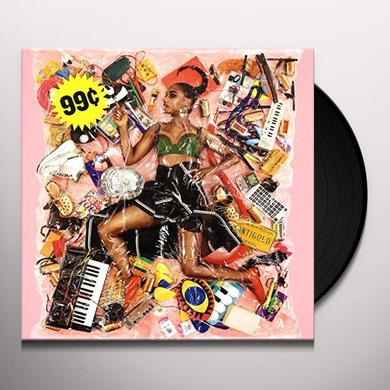 Santigold 99 CENTS Vinyl Record - UK Import