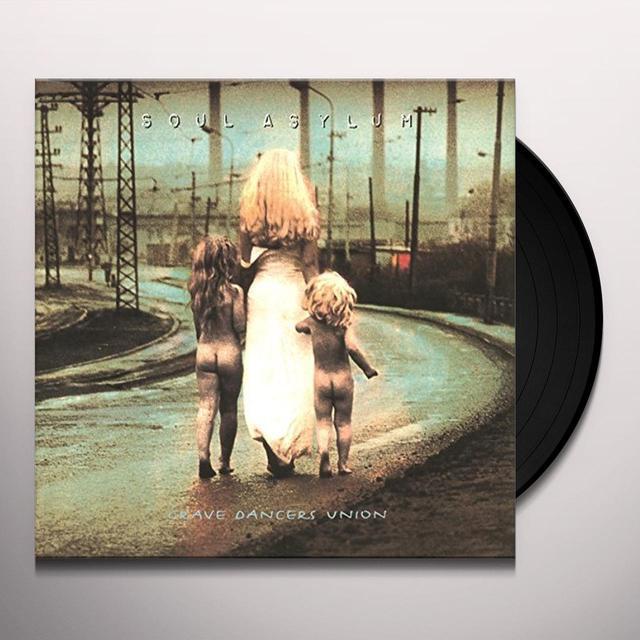 Soul Asylum GRAVE DANCERS UNION Vinyl Record