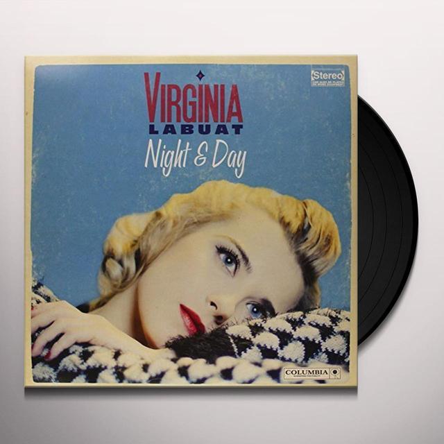 Virginia Labuat NIGHT & DAY Vinyl Record - UK Import