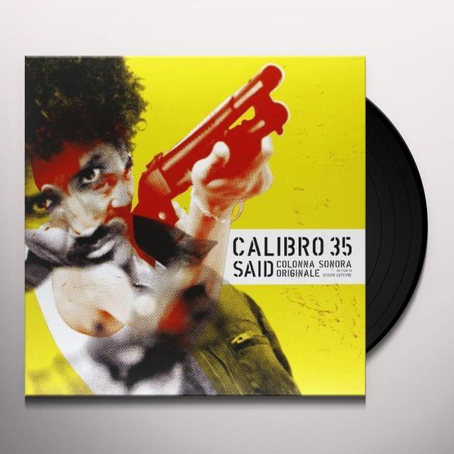 SAID / O.S.T. (ITA) SAID / O.S.T. Vinyl Record - Italy Import