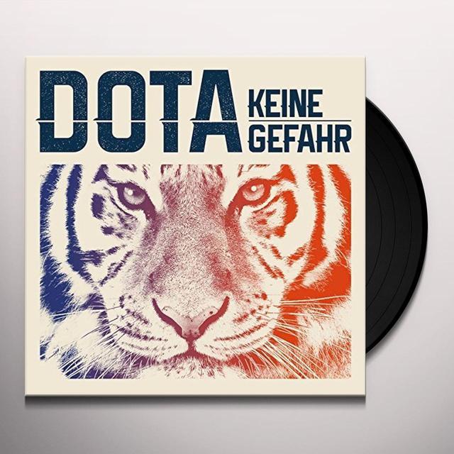 Dota KEINE GEFAHR Vinyl Record