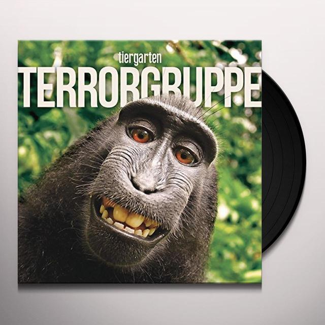 Terrorgruppe TIERGARTEN (GER) Vinyl Record