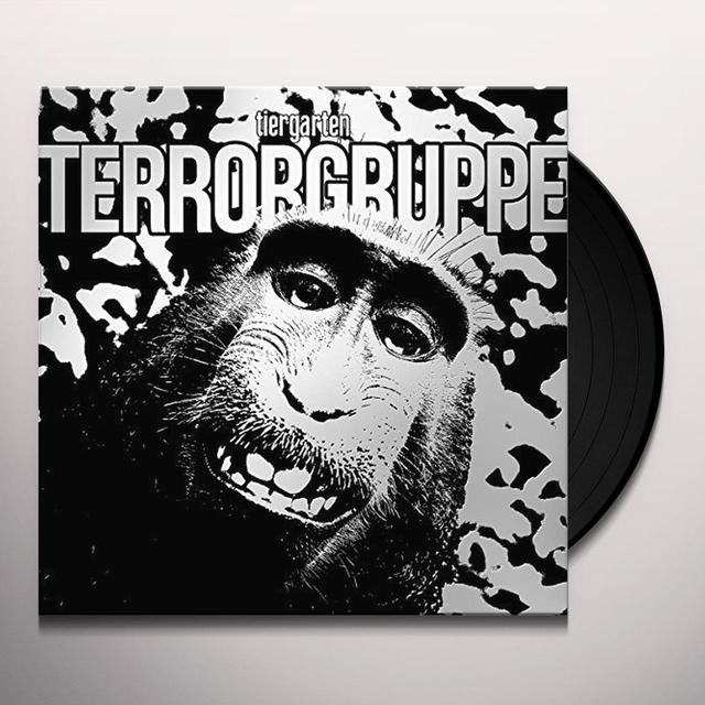 Terrorgruppe TIERGARTEN: LIMITED EDITION  (GER) Vinyl Record - Limited Edition