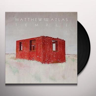 Matthew & The Atlas TEMPLE Vinyl Record