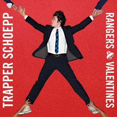TRAPPER SCHOEPP RANGERS & VALENTINES Vinyl Record