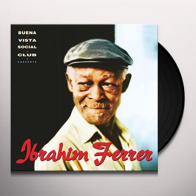 IBRAHIM FERRER BUENA VISTA SOCIAL CLUB PRESENTS Vinyl Record