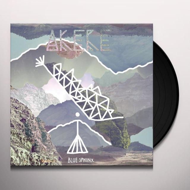 AKERE BLUE SPHINX Vinyl Record
