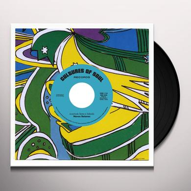 Novos Baianos / Dom Salvador JUVENTUDE SEXTA E SABADO / UMA VIDA Vinyl Record