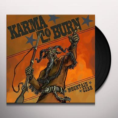 Karma To Burn MOUNTAIN CZAR Vinyl Record
