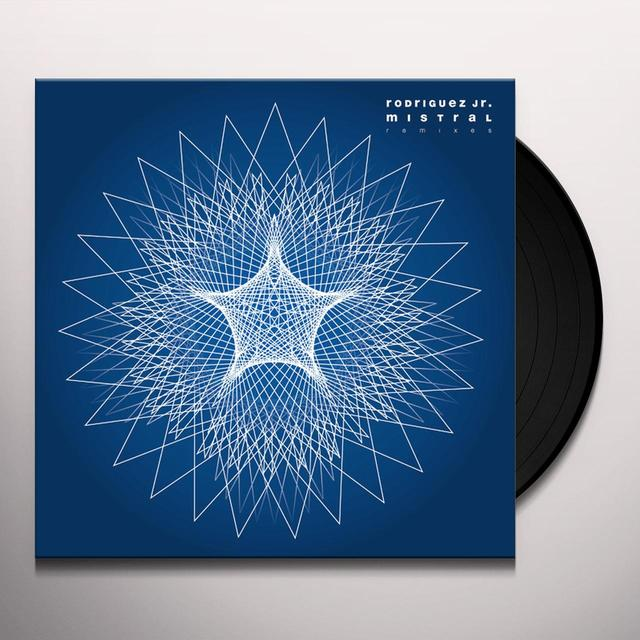 Rodriguez Jr MISTRAL (REMIXES) Vinyl Record