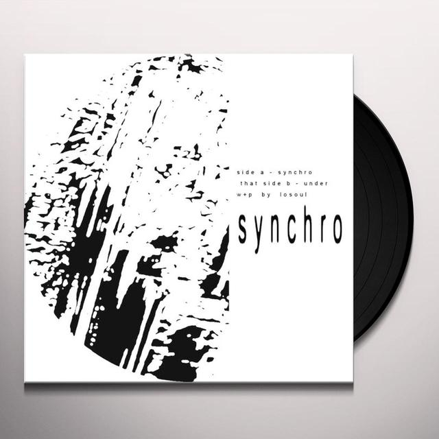 Losoul SYNCHRO Vinyl Record