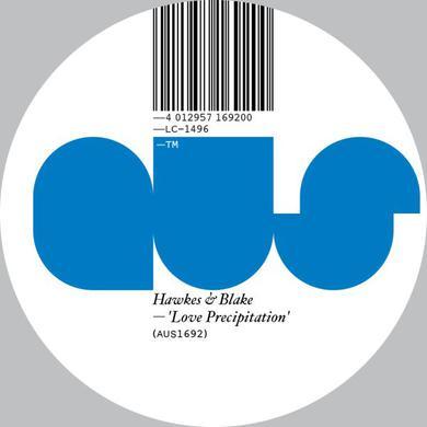 HAWKES & BLAKE LOVE PRECIPITATION Vinyl Record