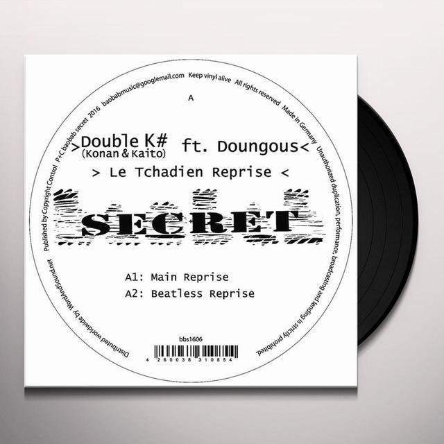 Double K LE TCHADIEN REPRISE Vinyl Record