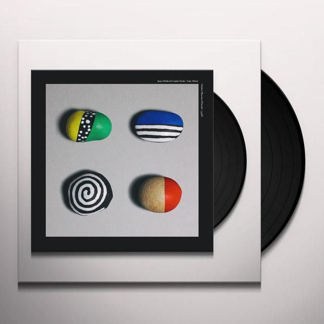Holden Tirado & Camilo / Luke James Abbot OUTDOOR MUSEUM OF FRACTALS / 555HZ Vinyl Record