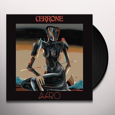 Cerrone AFRO Vinyl Record