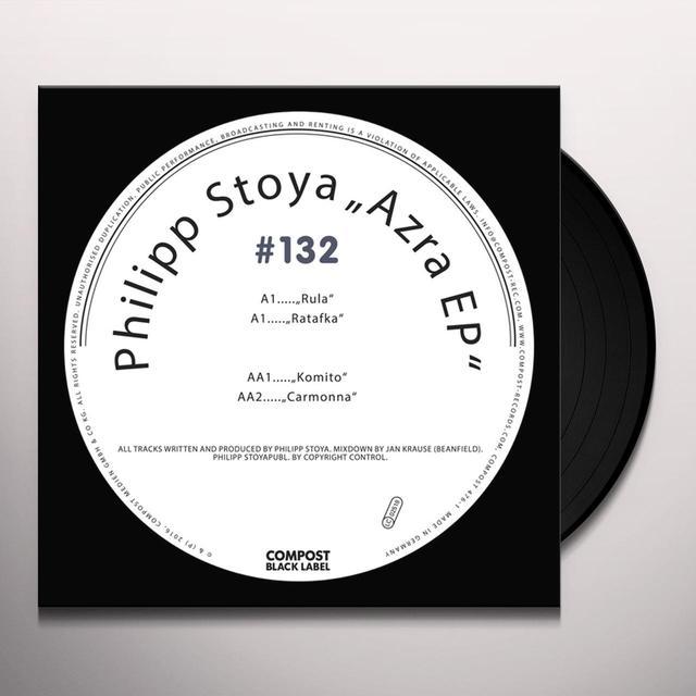 Philipp Stoya AZRA Vinyl Record