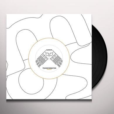 dapayk TRANSFORMATION REMIXES Vinyl Record