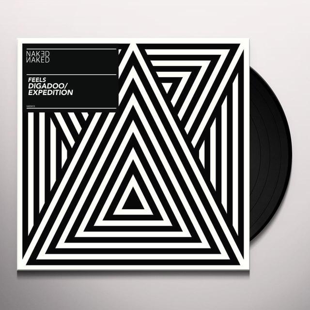 Feels DIGADOO / EXPEDITION Vinyl Record