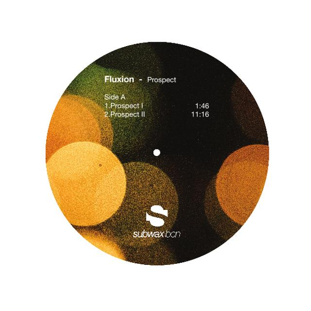 Fluxion PROSPECT Vinyl Record